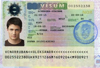 как сделать рабочую визу в германию