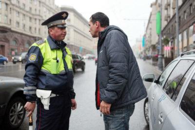 что делать если остановила полиция