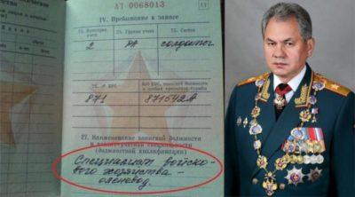 категория в в военном билете что значит
