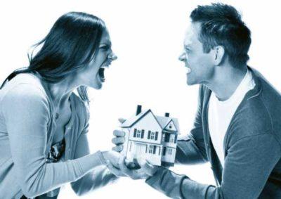 как продать квартиру в ипотеке при разводе