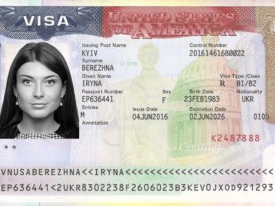 американская виза спб как получить