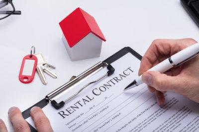 как заполнить договор найма жилого помещения