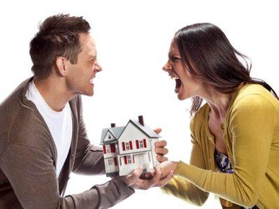как разделить имущество после развода без суда