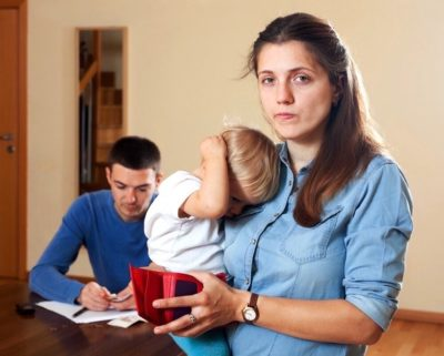 как выбить алименты с бывшего мужа