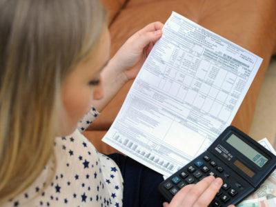 что значит коммунальные платежи включены без счетчиков