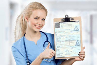 больничный лист код 04 что делать