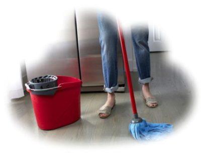кто должен мыть полы в подъезде
