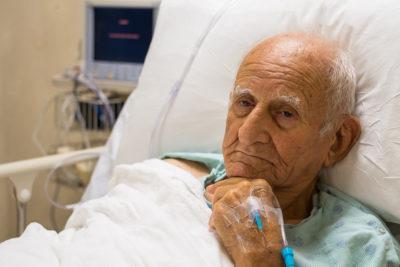 что делать если человек умер в больнице