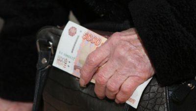 сколько пенсия у пенсионеров