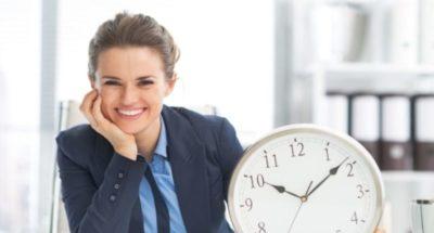 сколько часов длится рабочая неделя