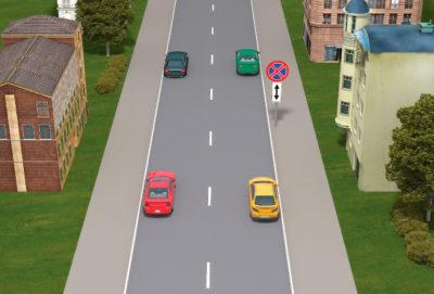 сколько метров от дома можно ставить машину