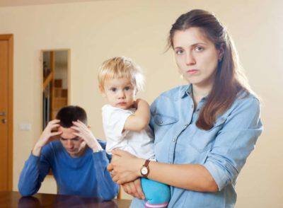 муж хочет забрать ребенка что делать
