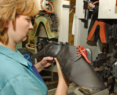 производство обуви как бизнес