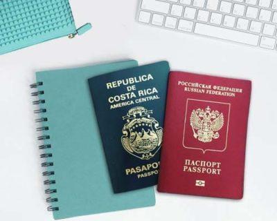 как получить гражданство рф по родителям