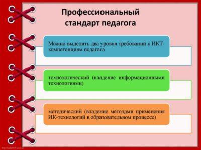 как пользоваться профстандартом при составлении должностной инструкции