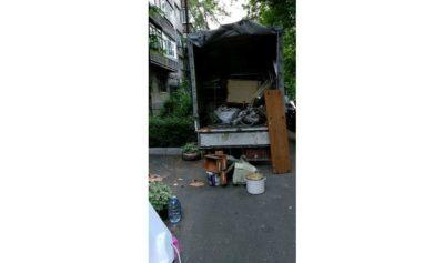 мусор во дворе куда жаловаться