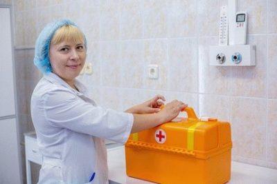что входит в обязанности санитарки в больнице