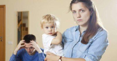 мать не дает ребенка отцу что делать
