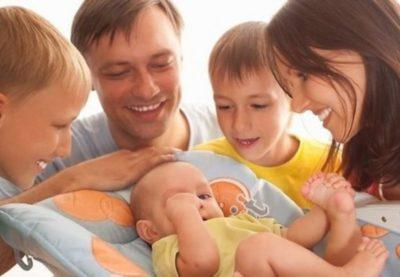 на что имеет право многодетная семья