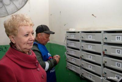 кто меняет почтовые ящики в подъезде