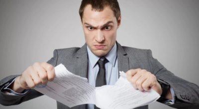 как расторгнуть договор с юридической компанией