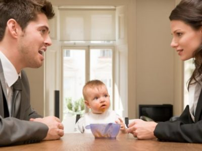 алименты на ребенка при разводе сколько