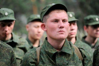 какой срок службы в армии