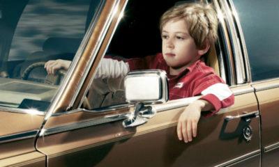 как оформить машину на несовершеннолетнего