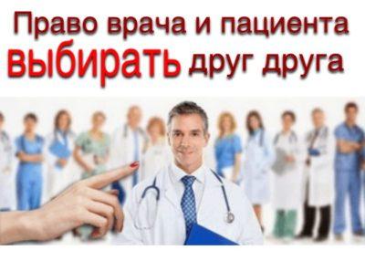 на что имеет право пациент