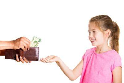 как отказаться от алиментов которые платит муж