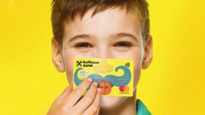 как сделать банковскую карту ребенку