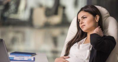 как устроиться на работу беременной