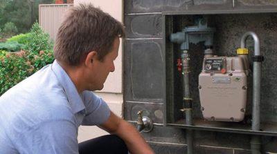 как подключить газ в частный дом