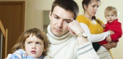 куда идти разводиться с детьми