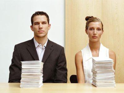 развод как оформить документы
