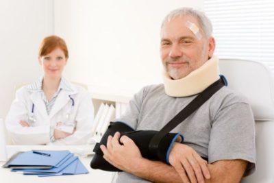 как оплачивается больничный при бытовой травме