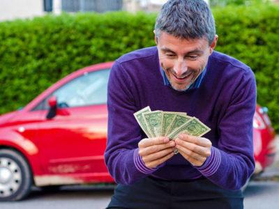 как продать машину если птс в банке