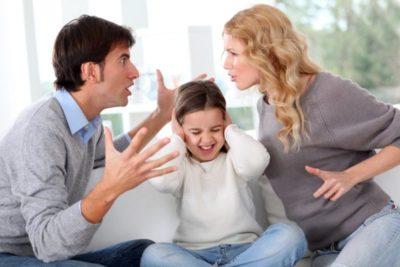 как развестись если дети взрослые