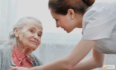 как устроить в дом престарелых за пенсию